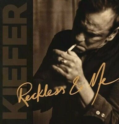 Keifer Sutherland Reckless & Me New Album Signed CD Edition New