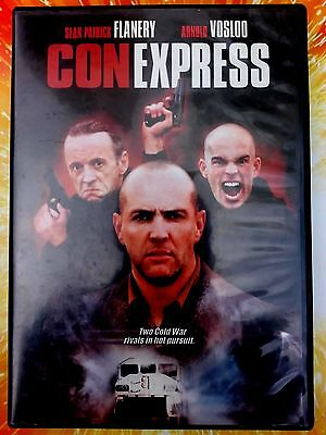 Con Express (DVD, 2002) Movie shooter two cold war rivals in hot pursuit CIB !@#