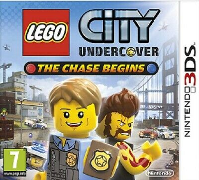 LEGO City Undercover: The Chase Begins | Nintendo 3DS Used