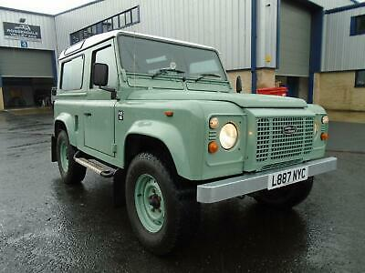 Land Rover Defender 90 County Station Wagon 200 Tdi Heritage Replica