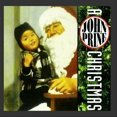 John Prime-A John Prine Christmas (UK IMPORT) CD NEW