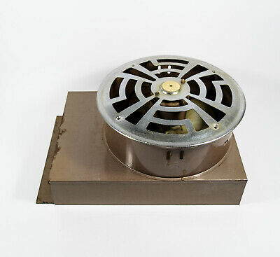 VINTAGE BERNS AIR King Bathroom exhaust fan + light PARTS ...
