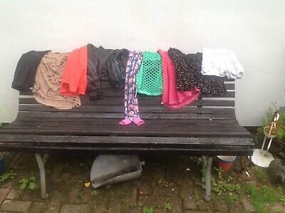 Batch lots of girls clothes