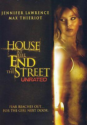 House At the End of the Street (Unrated)  (DVD)
