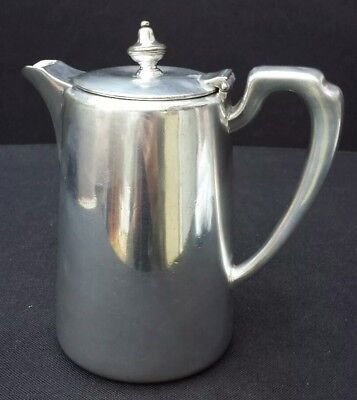 ELKINGTON & Co Silver Plate Coffee/Water Pot.1 pint.Vintage. Collectable. c.1927