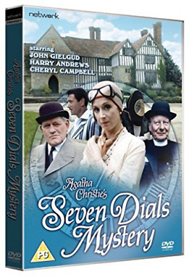 Agatha Christie`S The Seven Dials Mystery (UK IMPORT) DVD NEW