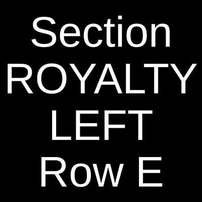 2 Tickets Jason Bonham's Led Zeppelin Experience 7/20/19 Indianapolis, IN