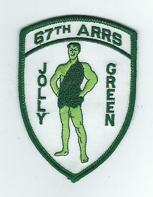 """80's 67th ARRS """"JOLLY GREEN"""" patch"""