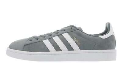 adidas Originals Campus Green White Men Classic Casual Shoes Sneakers BD7512