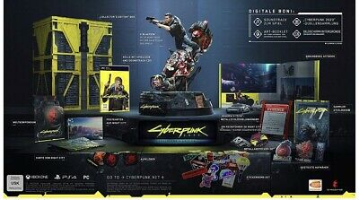 Cyberpunk 2077 Collector's Edition-PC