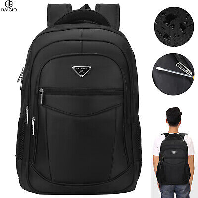 17.3/18 inch Laptop Backpack Rucksack Waterproof Anti Theft USB Charger Port Bag