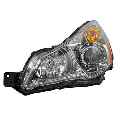 10-12 Legacy/Outback Front Headlight Headlamp Halogen Head Light Lamp Left Side