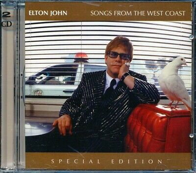 SEALED NEW CD Elton John - Songs From The West Coast