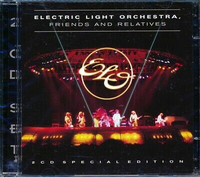 SEALED NEW CD Electric Light Orchestra - Friends And Relatives