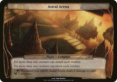 Astral Arena Planechase 2012 NM Common MAGIC THE GATHERING MTG CARD ABUGames