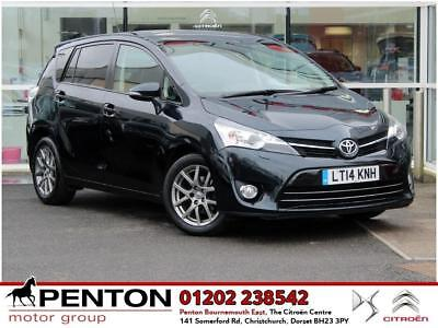 2014 Toyota Verso 2.0 D-4D Excel 5dr (Panoramic Roof, Touch & Go, 7 seat)
