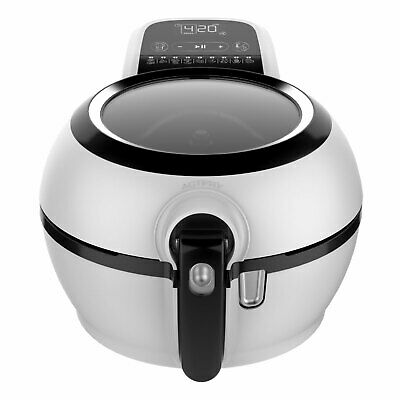 TEFAL FZ7600 ActiFry Genius Fritteuse Heissluft Frittieren Pommes Ohne Ol 1550 W