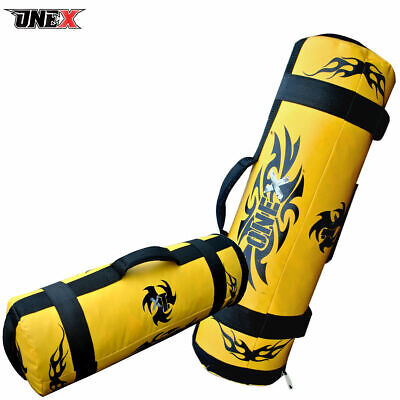 MMA Slam Training Power Sand/cloth Bag 20Kg Fitness Cross Fit Gym Weight Lifting
