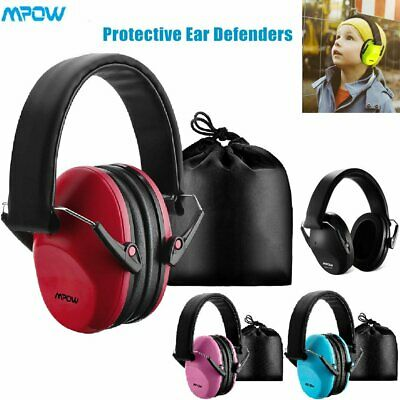 Mpow Kids Childs Baby Ear Defenders Children Muffs Noise Reduction Protectors