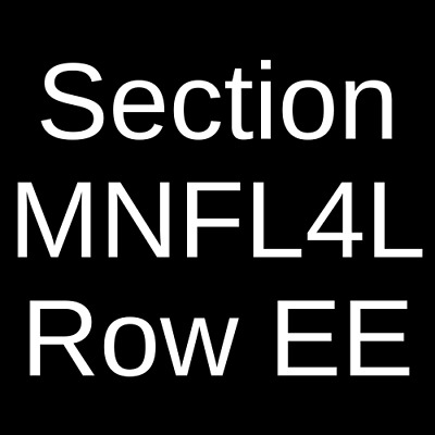 2 Tickets Eric Andre 9/29/19 The Chicago Theatre Chicago, IL