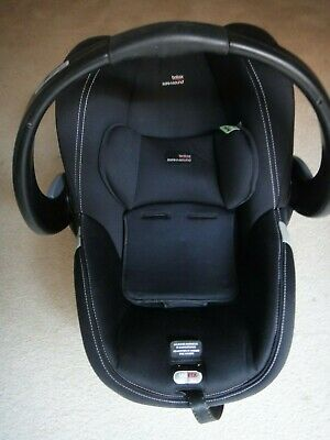 Britax Safe-n-Sound Isofix compatible baby capsule only