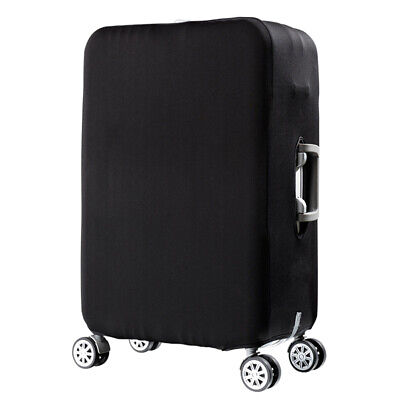 "19-32"" Elastic Luggage Suitcase Bag Dustproof Cover Protector Anti Scratch S-XL"