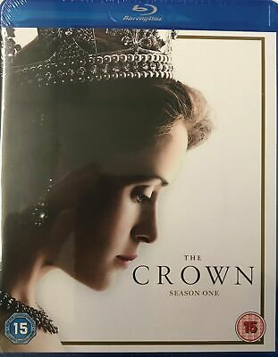 The Crown: Season One - (5xBlu-ray) New Sealed Free UK P&P