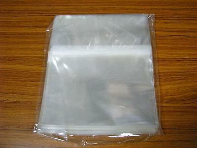 Resealable Outer Plastic Sleeves For Mini Lp Cd -100 Sheets-