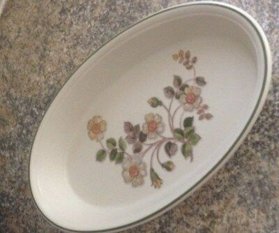 Autumn Leaves  - Oval Dish  - Marks And Spencer M&S