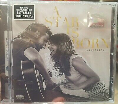 Lady Gaga - A star is born cd edition for Romania and Bulgaria