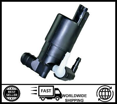 Windscreen Washer (Twin Outlet) Pump FOR Peugeot 307 & 308 All Models