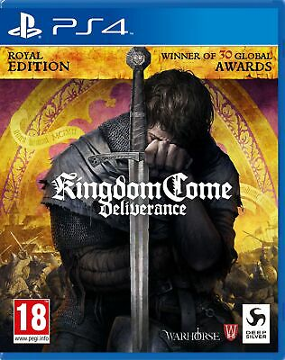 Kingdom Come: Deliverance - Royal Edition | PlayStation 4 PS4 New (4)