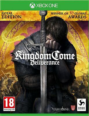 Kingdom Come: Deliverance - Royal Edition | Xbox One New (4)
