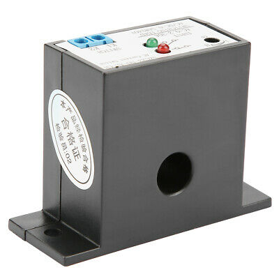 SZC23-NC-AL-CH Adjustable Normally Open AC Current Sensing Switch AC 0.2-30A