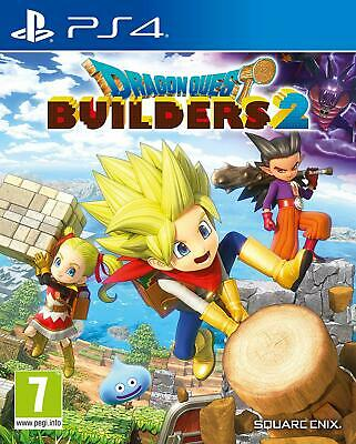 Dragon Quest Builders 2 | PlayStation 4 PS4 New - Preorder