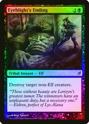 4 x GLADECOVER SCOUT NM mtg M12 Green Elf Scout Com