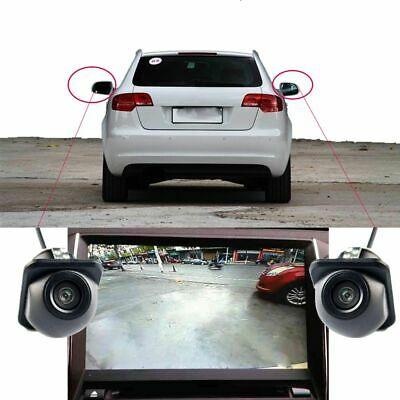 Car Safe Parking Accessories Side Mirror Blind Zone Camera Rear View Camera