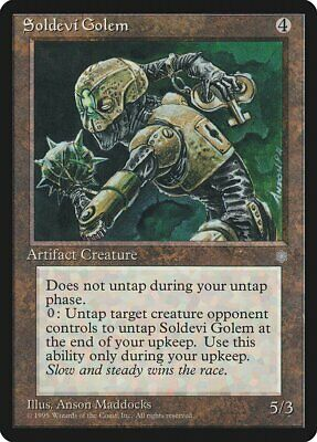 Disrupting Scepter Revised NM-M Artifact Rare MAGIC THE GATHERING CARD ABUGames