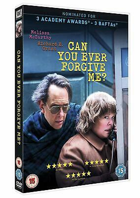 Can You Ever Forgive Me? (DVD) Brand New & Sealed