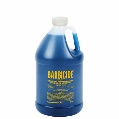 Barbicide Hôpital Germicide Virucide Antirouille Formule - 1 Gallon / 128oz