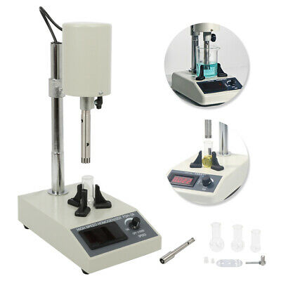 110V High Speed Dispersion Homogenizer FSH-2A Lab Mixer 10~1000ml US Shipping