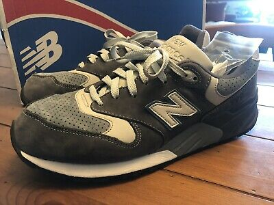 NEW BALANCE 247 Luxe Orion Blue Grey Suede RARE Kith Ronnie