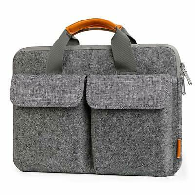 "Inateck 13-13.3 Inch Laptop Sleeve Case Felt Bag Compatible MacBook Air/13"" MacB"