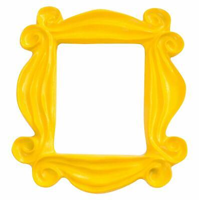 Handmade Yellow Peephole Frame as seen on Monica's Door on Friends TV Show