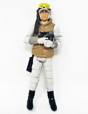"Hasbro Star Wars Hoth Rebel Trooper Echo Base #VC68 3.75"" Action Figure EUC"