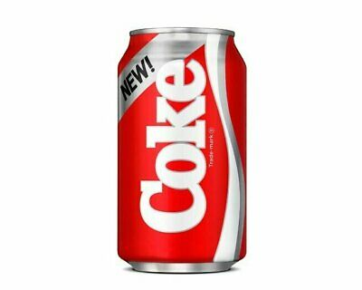 2019 New Coke Can From Stranger Things (1985 Limited Edition)