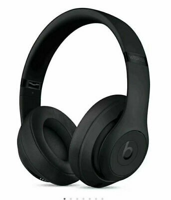 Beats By Dr Dre Studio3 Wireless Headphones - Matte Black Brand New and Sealed