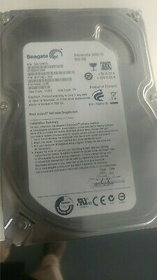 "Seagate Barracuda 500 GB,Internal,7200 RPM,3.5"" Hard Drive"
