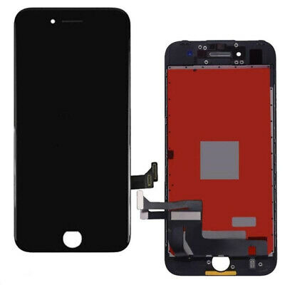 """For iPhone 7 4.7"""" LCD Display Screen +Touch Digitizer Assembly Replacement BLK"""