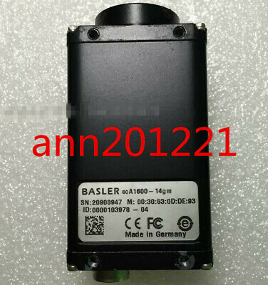 1PC USED  BASLER scA1600-14gm